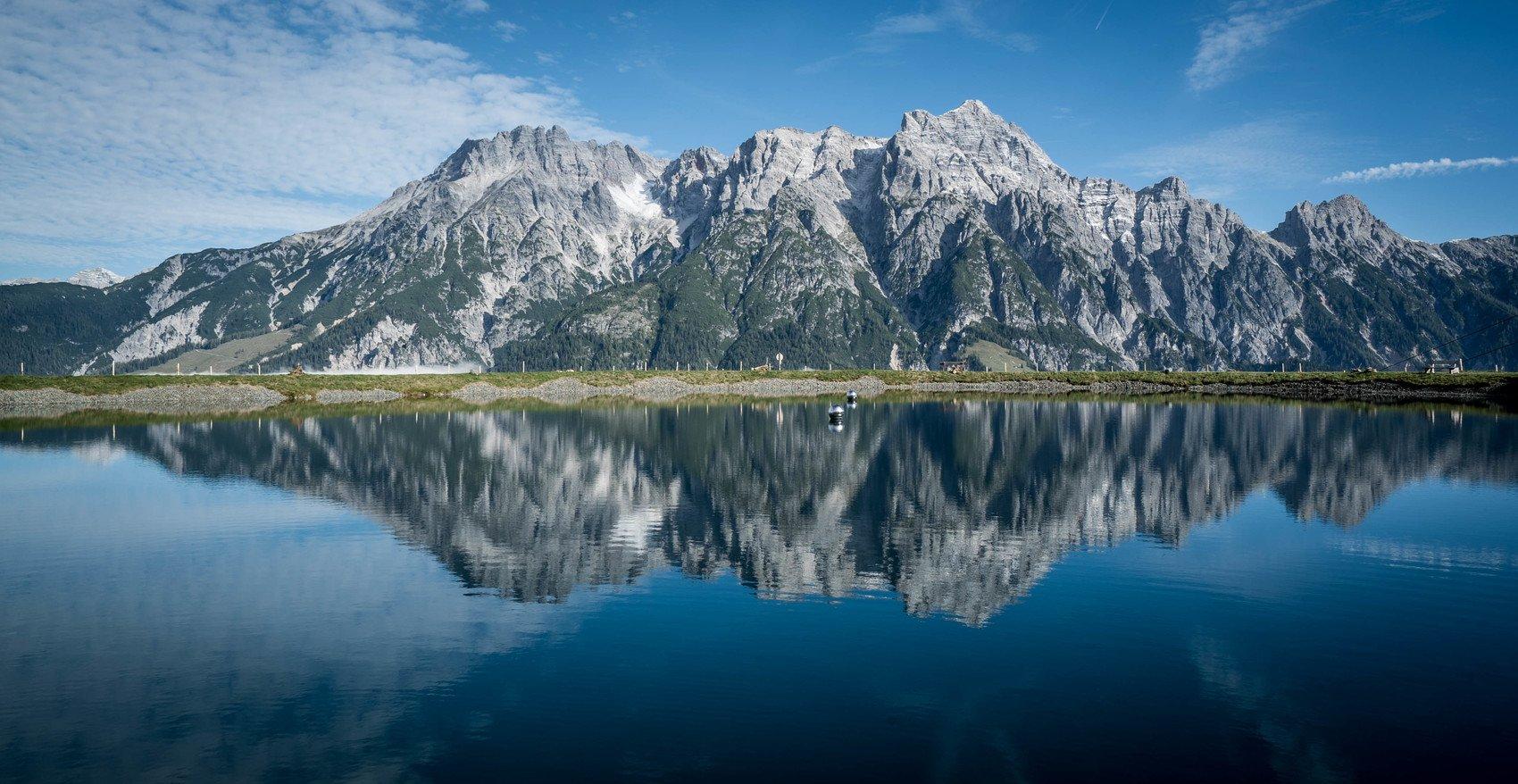 Bergseen in Leogang